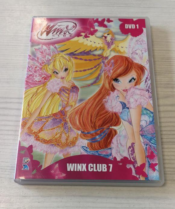 DVD WINX CLUB 7