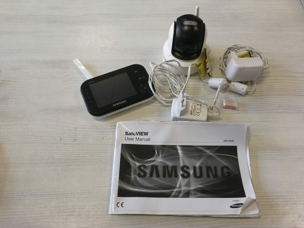 VIDEO BABY MONITOR SAMSUNG