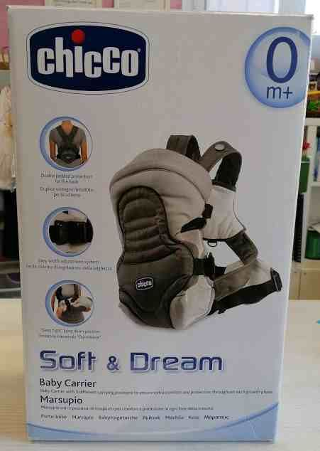 MARSUPIO CHICCO SOFT & DREAM