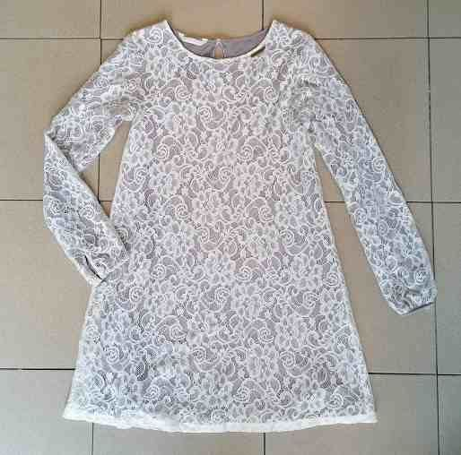 ABITO M/L IN PIZZO GUESS