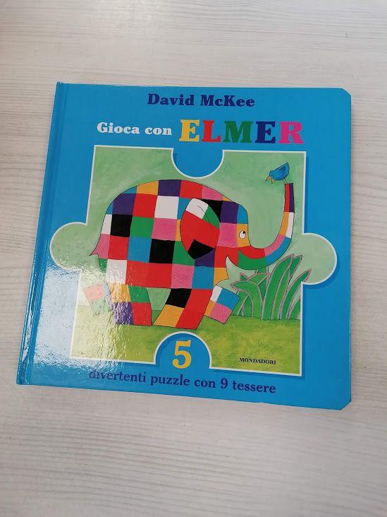 LIBRO 5 PUZZLE ELMER