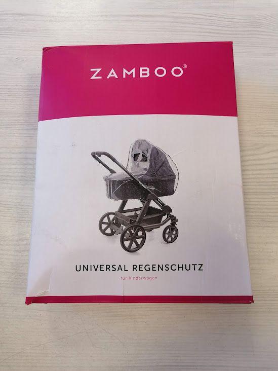 PARAPIOGGIA UNIVERSALE CARROZZINA ZAMBOO