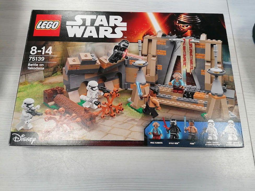 LEGO STARS WARS BATTAGLIA AL CASTELLO DI MAZ