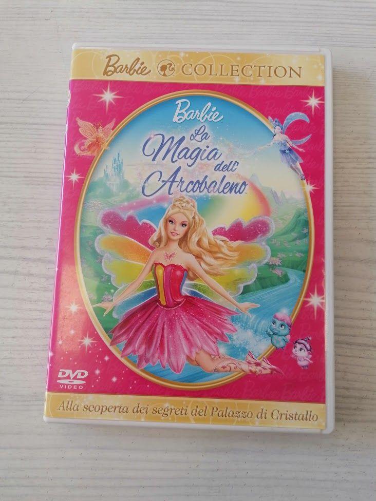 DVD BARBIE E LA MAGIA DELL'ARCOBALENO