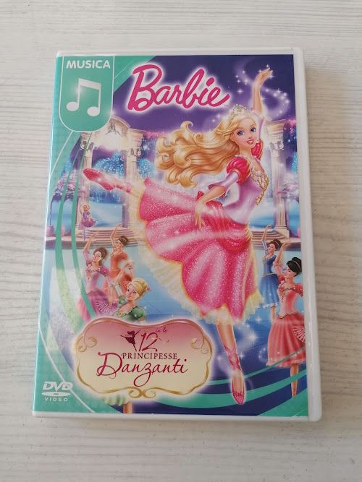 DVD BARBIE E LE 12 PRINCIPESSE DANZANTI